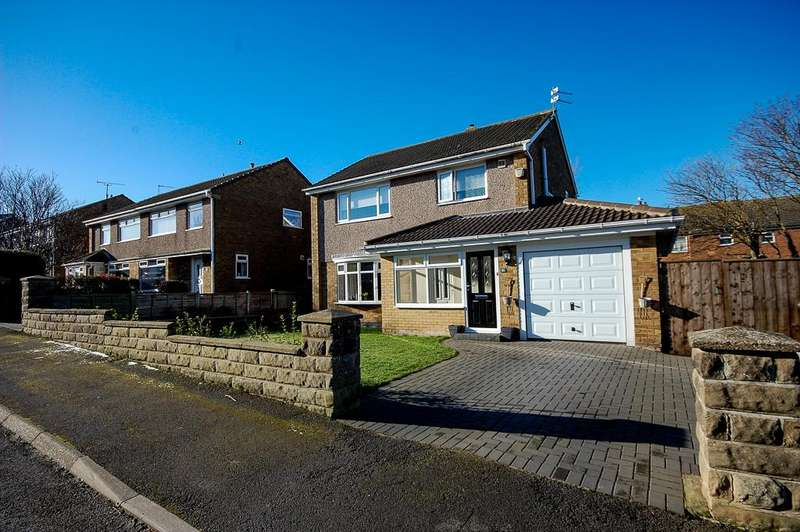 3 Bedrooms Detached House for sale in Chestnut Close, Saltburn TS12
