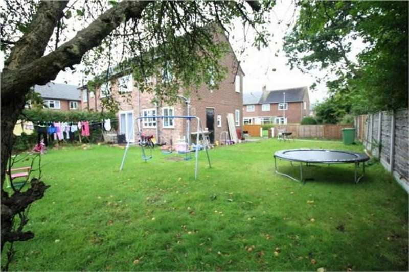 3 Bedrooms Semi Detached House for sale in Neswick Walk, MANCHESTER