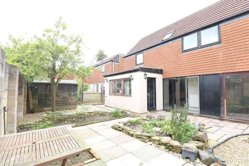 3 Bedrooms Terraced House for sale in Great Linford