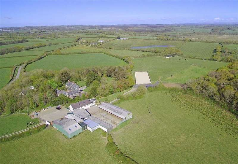 3 Bedrooms Land Commercial for sale in Pyworthy, Holsworthy, Devon, EX22