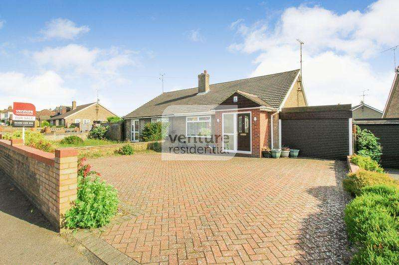 2 Bedrooms Bungalow for sale in Warden Hill Road, Luton