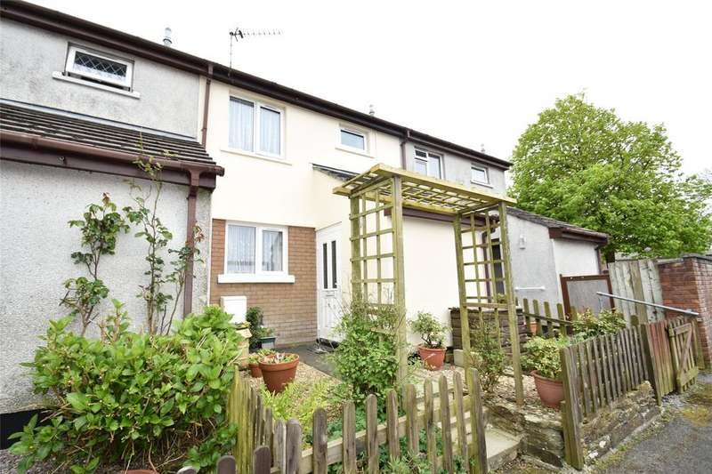 3 Bedrooms Terraced House for sale in Trelawney Parc, St. Columb Major
