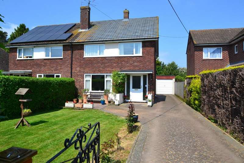 3 Bedrooms Semi Detached House for sale in Verney Road, Winslow