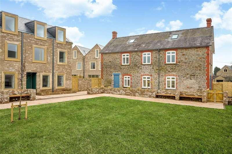 3 Bedrooms Semi Detached House for sale in Main Road, Temple Cloud, Bath, Somerset, BS39