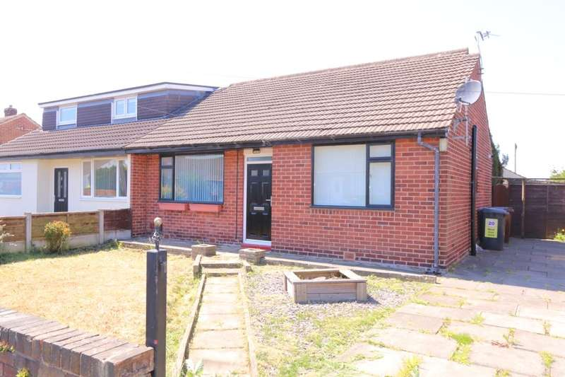 3 Bedrooms Semi Detached House for sale in Mansfield Crescent, Denton, Manchester, M34