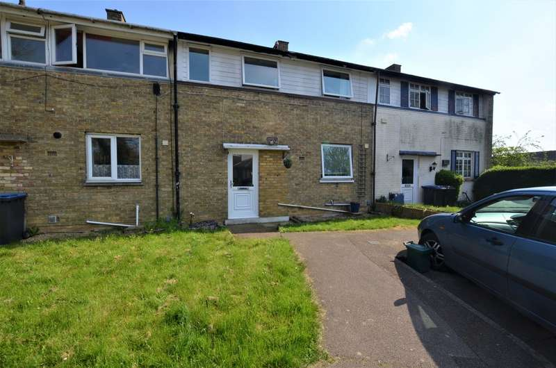 3 Bedrooms Terraced House for sale in Pittmans Field, Harlow CM20