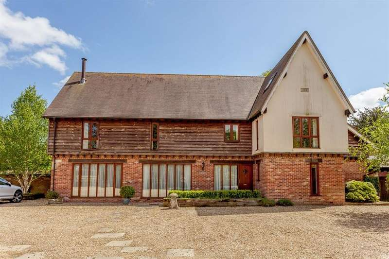 4 Bedrooms Detached House for sale in Orchard Mews, Horton, Wimborne