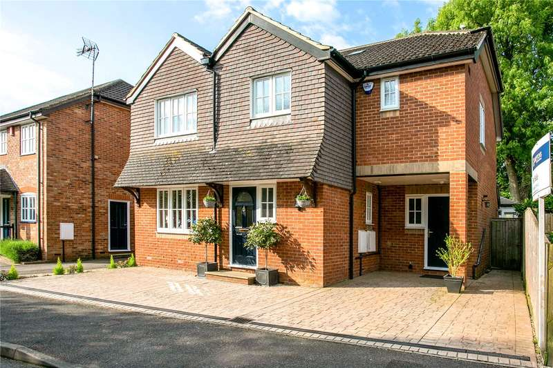 4 Bedrooms Detached House for sale in The Farthings, Amersham, Buckinghamshire, HP6