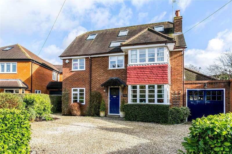 5 Bedrooms Detached House for sale in Gurnells Road, Seer Green, Beaconsfield, Buckinghamshire, HP9