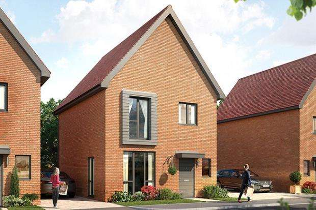 3 Bedrooms Detached House for sale in Old Wokingham Road, Crowthorne, Berkshire
