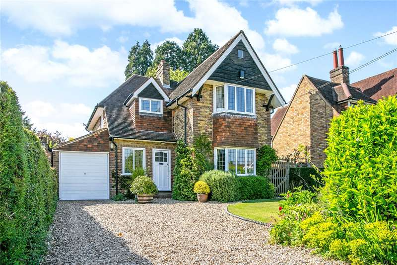 3 Bedrooms Detached House for sale in Chestnut Close, Amersham, Buckinghamshire, HP6