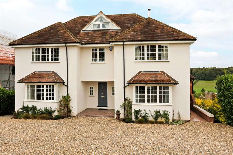 5 Bedrooms Detached House for sale in Chartridge Lane, Chesham, Buckinghamshire, HP5
