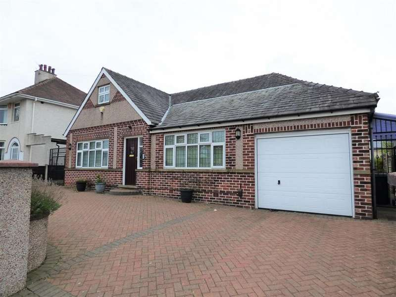 4 Bedrooms Detached Bungalow for sale in Longton Drive, Morecambe
