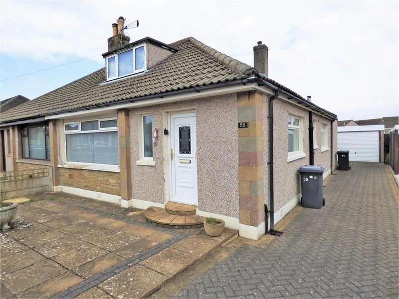 3 Bedrooms Semi Detached Bungalow for sale in Fairhope Avenue, Morecambe