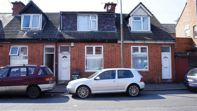 2 Bedrooms Terraced House for sale in Rowsley Street, Evington