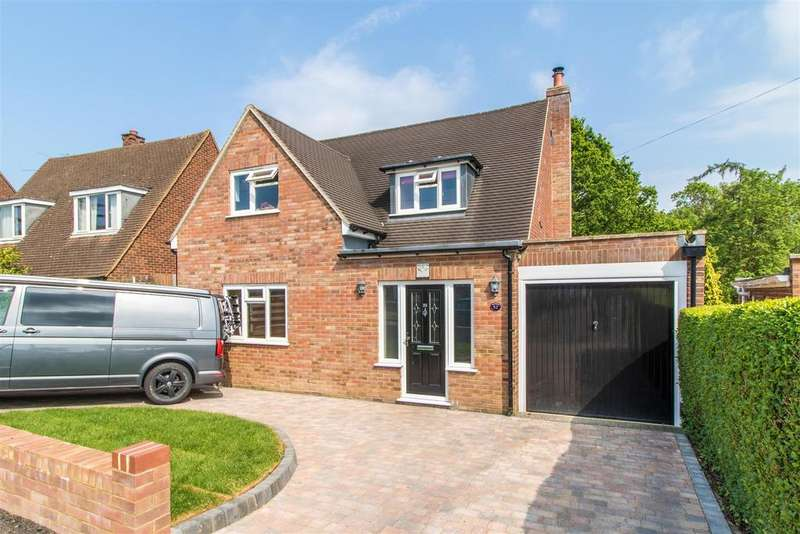 4 Bedrooms Detached House for sale in Hawthorn Hill, Letchworth Garden City