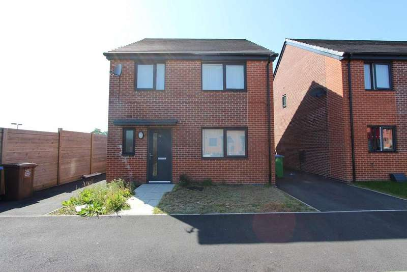 4 Bedrooms Detached House for sale in Lower Roch Road, Hamer, Rochdale