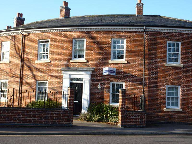 1 Bedroom House for rent in Eileen Crisp Court, Beccles
