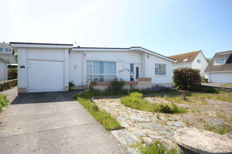 3 Bedrooms Detached Bungalow for sale in Benllech, Anglsey