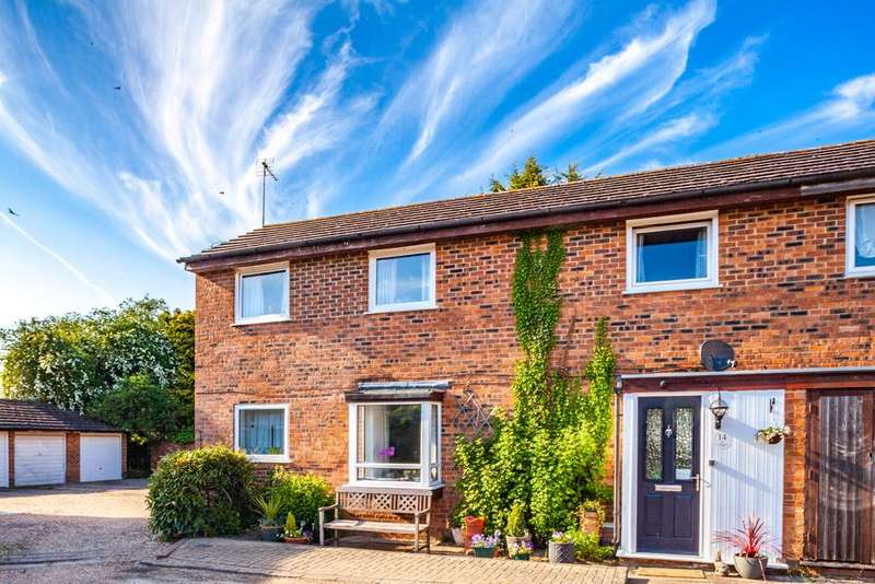 3 Bedrooms Semi Detached House for sale in 14 Cuddesdon Close, Woodcote, RG8