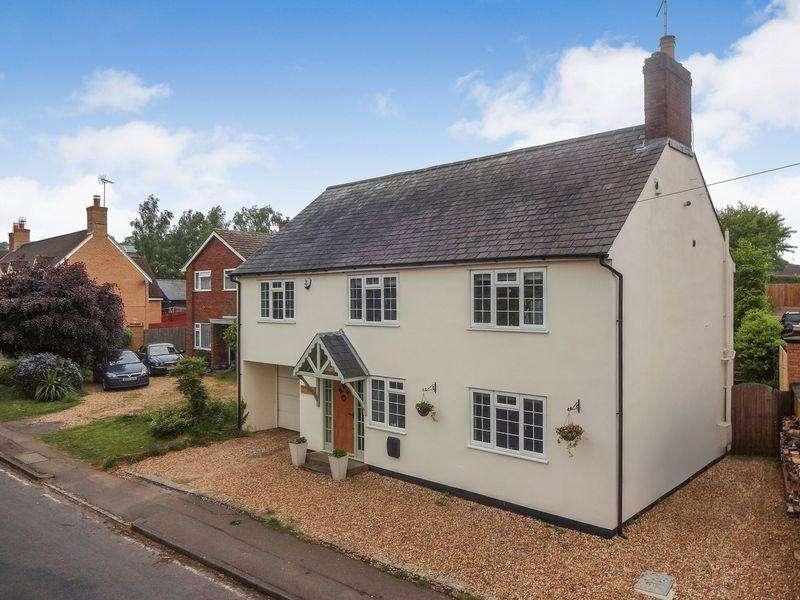 5 Bedrooms Detached House for sale in Silsoe Road, Maulden