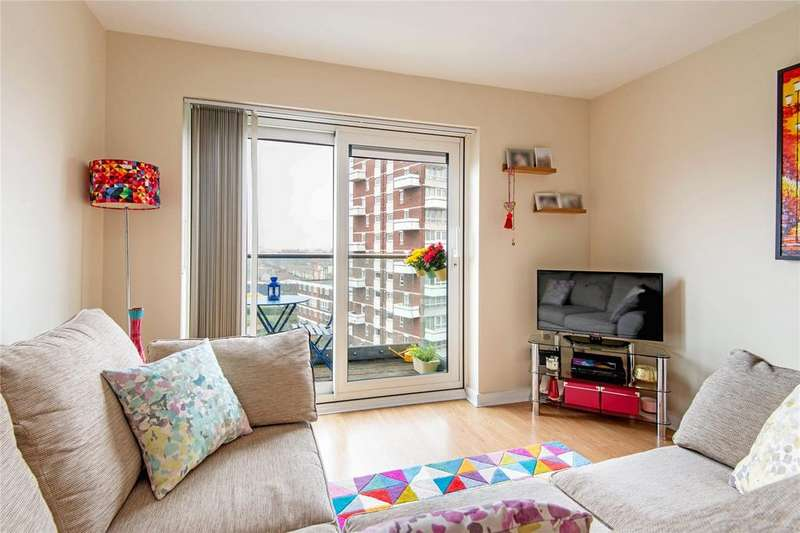 2 Bedrooms Flat for sale in Tequila Wharf, E14