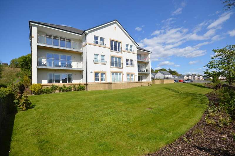 2 Bedrooms Ground Flat for sale in Helenslee Road, Dumbarton G82 4BS