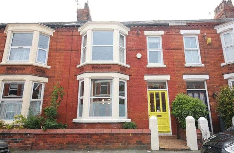4 Bedrooms Property for sale in Oakdale Road, Liverpool