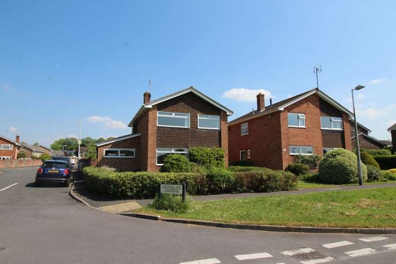 4 Bedrooms Detached House for sale in Greenslade Gardens, Nailsea, Bristol, BS48