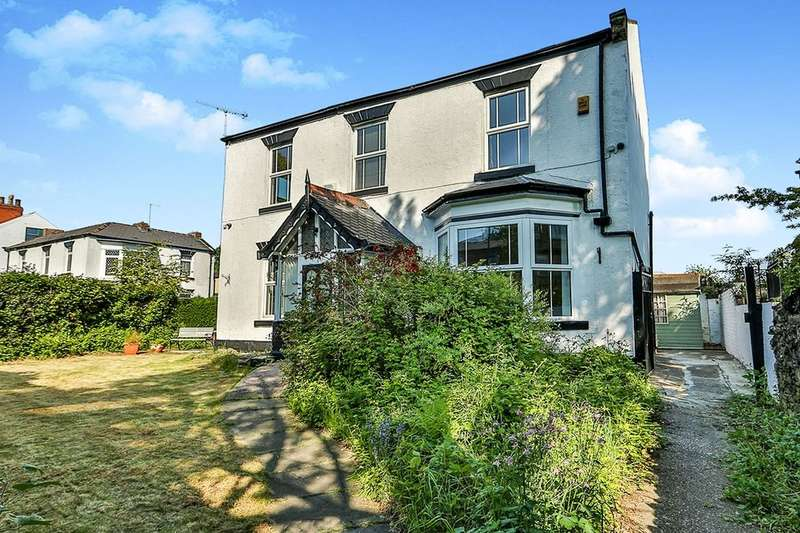 4 Bedrooms Detached House for sale in Wostenholm Road, Sheffield, S7