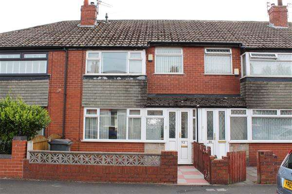 3 Bedrooms Cluster House for sale in Norman St, Failsworth, Manchester