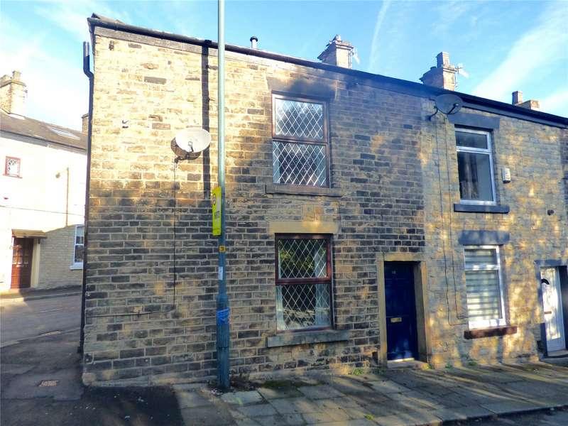 1 Bedroom End Of Terrace House for sale in Egmont Street, Mossley, Ashton-under-Lyne, Greater Manchester, OL5