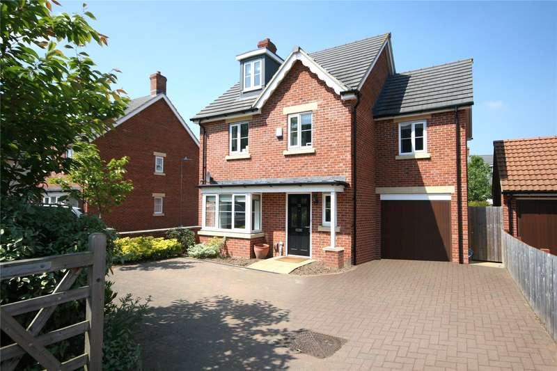 5 Bedrooms Detached House for sale in Bouncers Lane Prestbury Cheltenham GL52