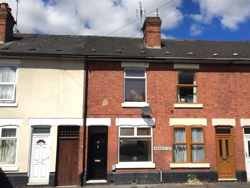 3 Bedrooms Property for sale in Arnold Street, Derby, Derbyshire