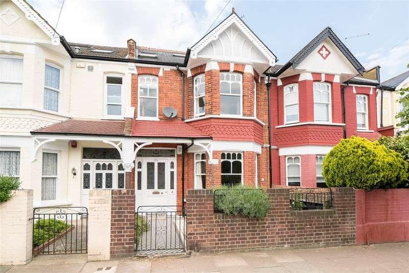 5 Bedrooms Terraced House for sale in Revelstoke Road, Southfields, London, SW18