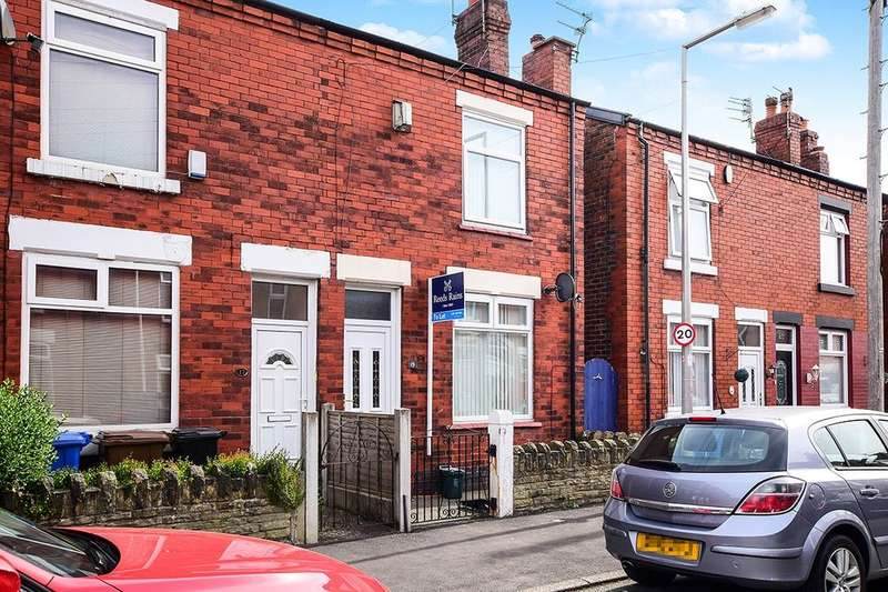 2 Bedrooms Terraced House for rent in Islington Road, Great Moor, Stockport, SK2