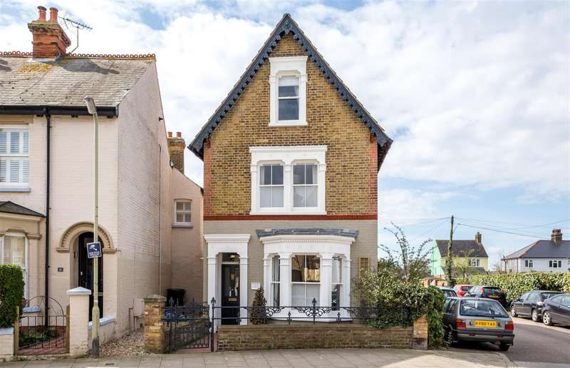 4 Bedrooms Detached House for sale in Nelson Road, Whitstable