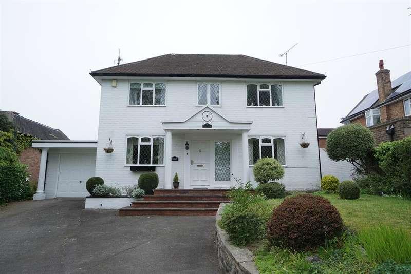 3 Bedrooms Detached House for sale in Main Road, Ridgeway, Sheffield, S12 3XR