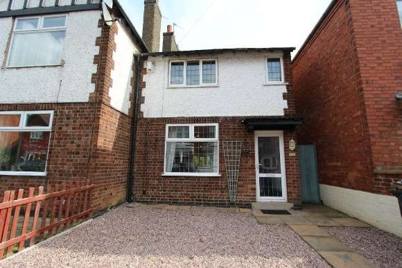 3 Bedrooms Semi Detached House for rent in Curzon Street, Long Eaton , Nottingham