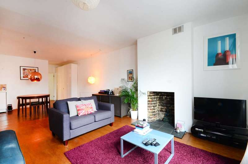 1 Bedroom Flat for sale in Coldharbour Lane, Brixton, SW9