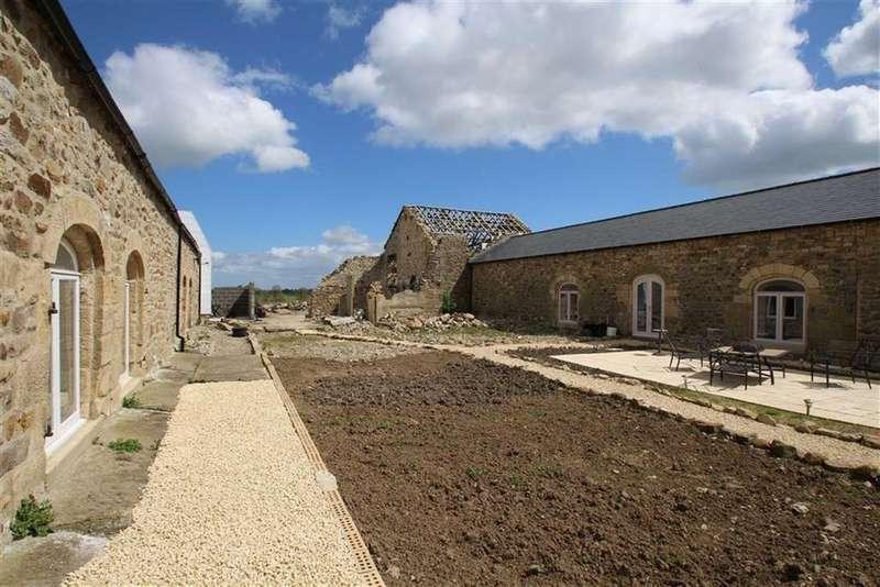 4 Bedrooms Barn Conversion Character Property for sale in Greta Bridge, Barnard Castle, County Durham