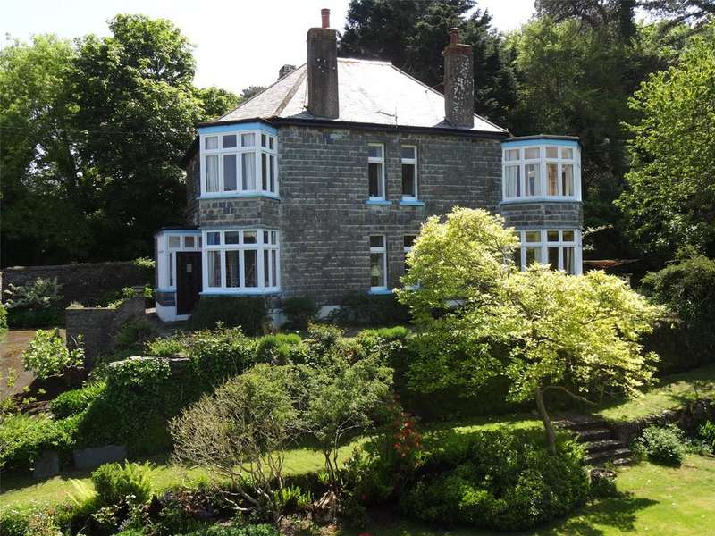 4 Bedrooms Detached House for sale in Woodlands, Combe Martin