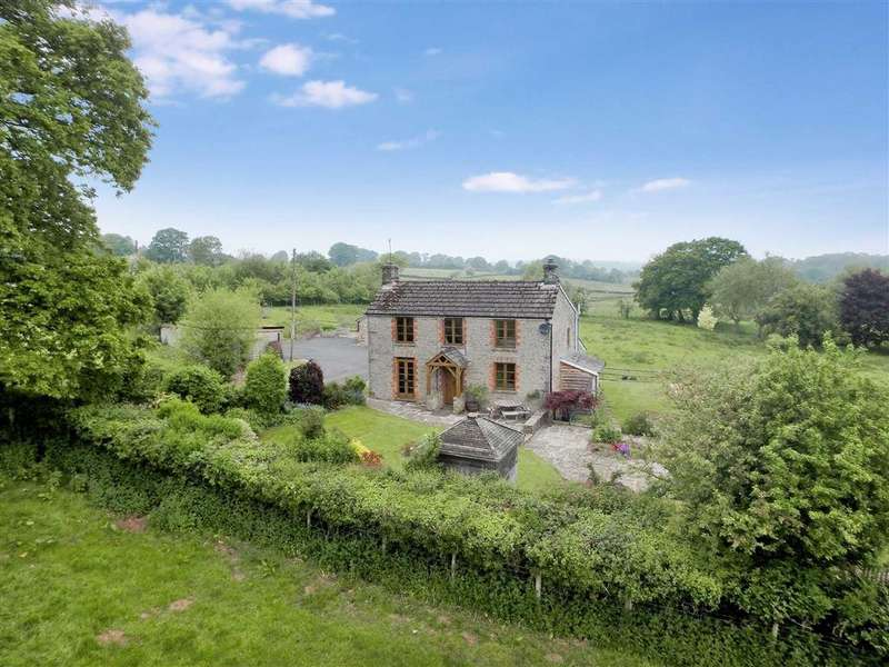 4 Bedrooms Detached House for sale in Lower Maescoed, Hereford
