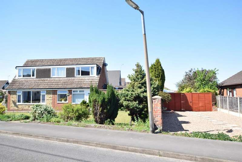 3 Bedrooms Detached House for sale in Bramley Grove, Scotter, Gainsborough, DN21 3UJ