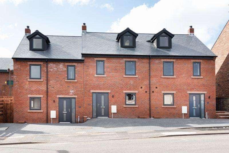 3 Bedrooms Terraced House for sale in 1 Hackberry Bank, Elm Terrace, Penrith