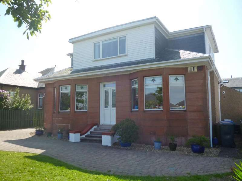 3 Bedrooms Detached House for sale in 28 Glenacre Drive, LARGS, KA30 9BJ