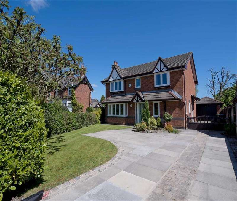 4 Bedrooms Detached House for sale in The Green, Eccleston, PR7