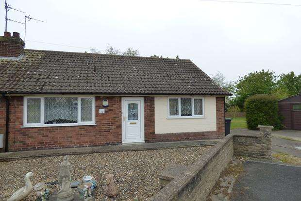 2 Bedrooms Bungalow for sale in Clarendon Road, Skegness, PE25