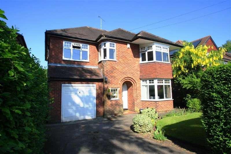 5 Bedrooms Detached House for sale in Beechway, Off Gravel Lane, Wilmslow