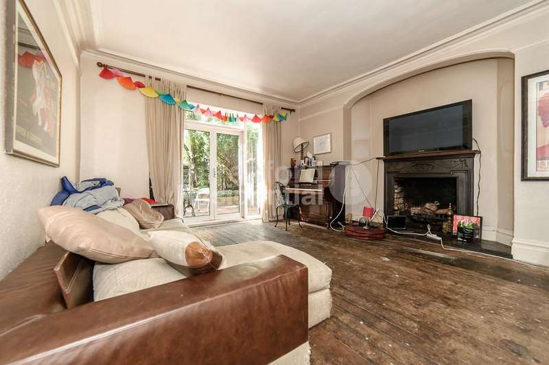 5 Bedrooms Terraced House for sale in Tooting Bec Gardens, Streatham, SW16